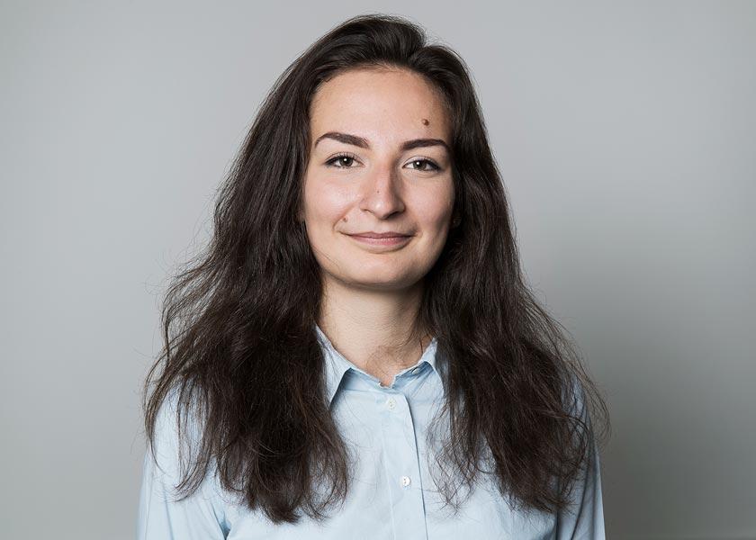 Cassandra Hajduk på Medlink