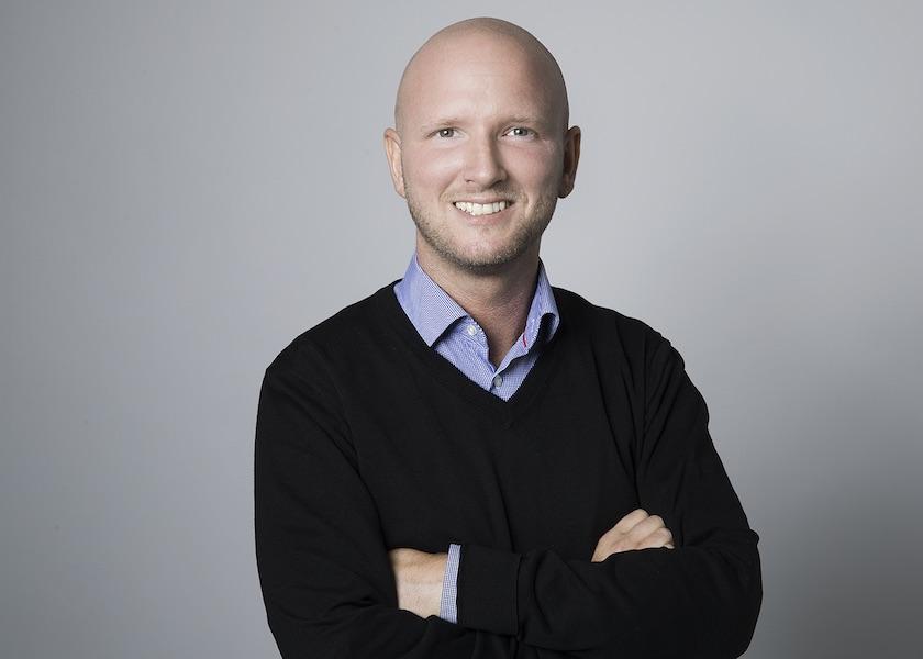 Robin Helgesson Bemanningsansvarig på Medlink