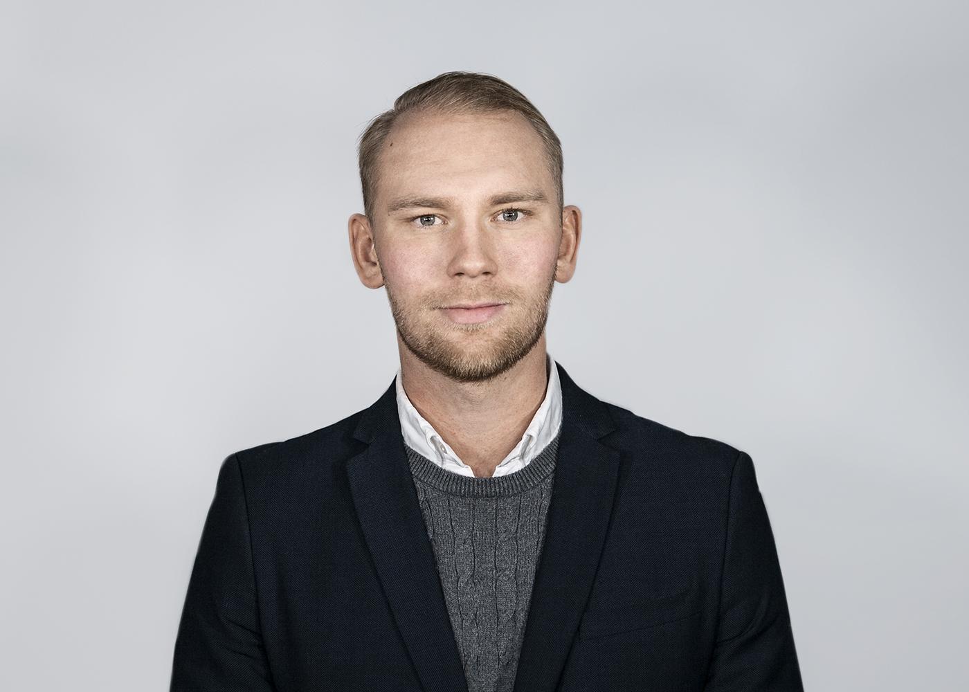 Fredric Gustavsson på Medlink